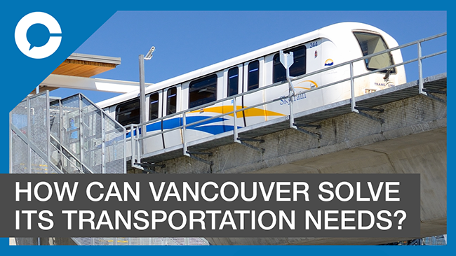 Stu sits down with TransLink CEO Kevin Desmond for a conversation about the future of Metro Vancouver`s transportation infrastructure.