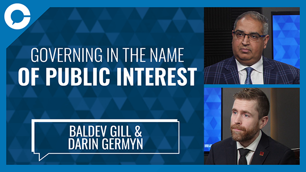Stu sits down with Baldev Gill and Darin Germyn of the Fraser Valley Real Estate Board for a conversation about the challenges of running a not-for-profit.