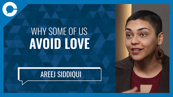 Stu sits down with family and couples therapist Areej Siddiqui for a conversation about why some of us avoid love in relationships.