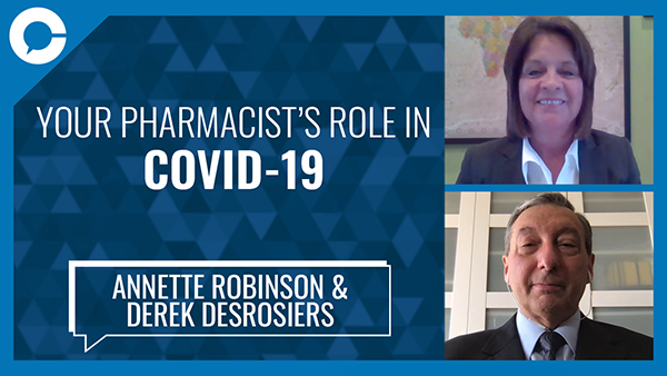 Stu sits down with the BC Pharmacy Association for a conversation about your pharmacist`s role during the COVID-19 pandemic.